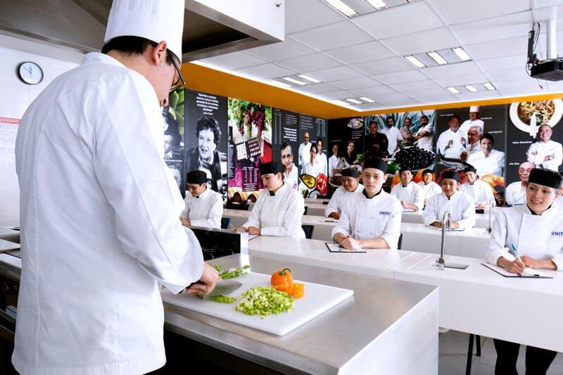 Escuelas de gastronomía en Guadalajara