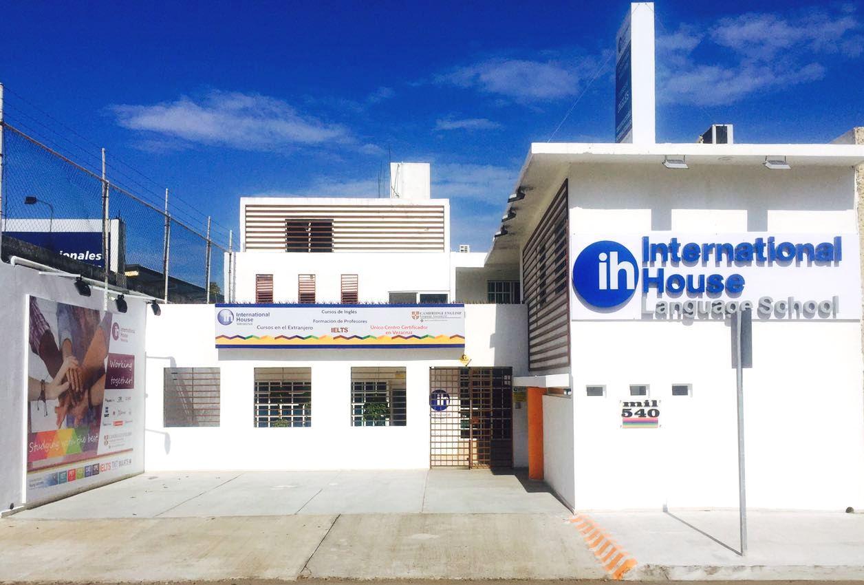 International House veracruz escuela de ingles