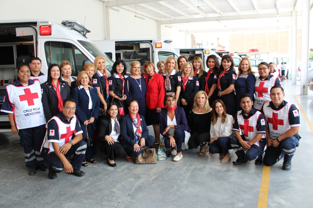 Cruz Roja Monterrey escuela de enfermeria monterrey