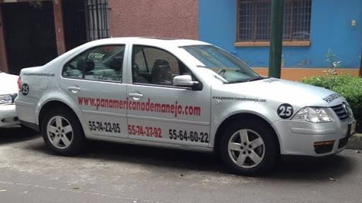 Panamericana de Manejo escuela de manejo cdmx