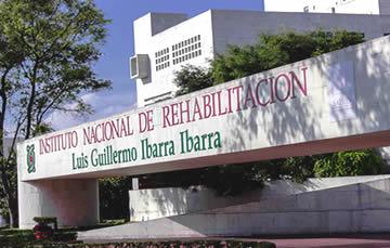 INRLGII Instituto Nacional de Rehabilitación Luis Guillermo Ibarra