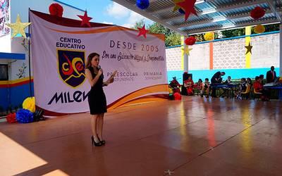 Centro educativo Milenio