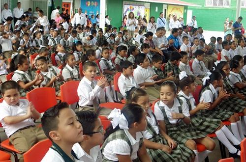 Escuelas primarias en Monterrey