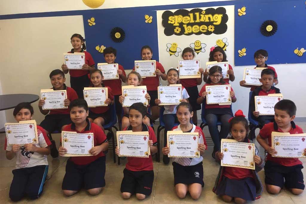 Global Academy primaria cancun