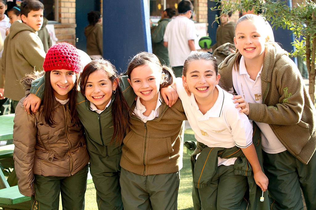Latín American School primaria en monterrey