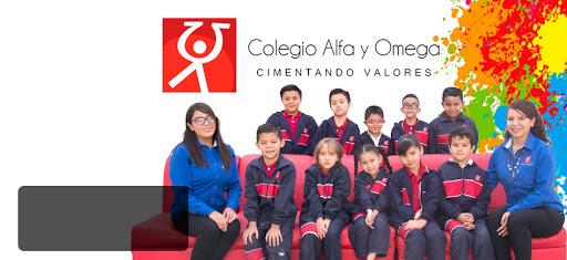 Colegio Alfa y Omega primarias en san luis potosi