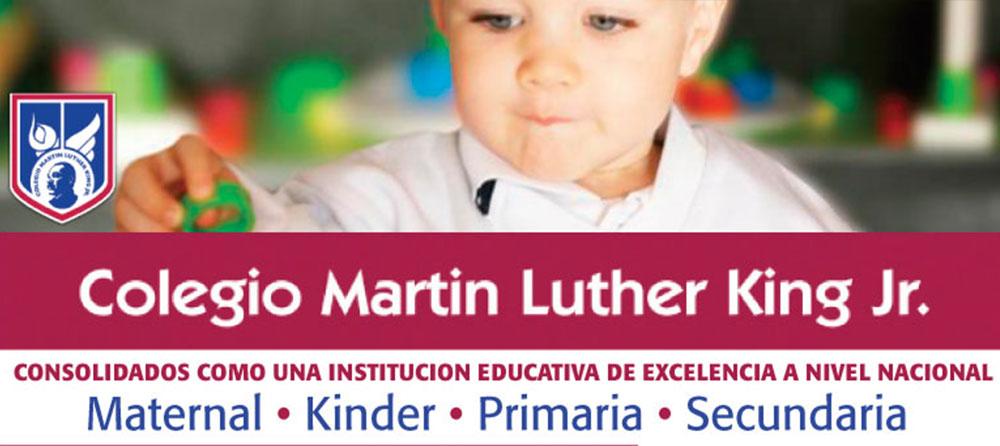 Colegio Martin Luther King Jr kinder guadalajara