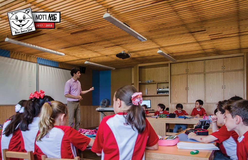 Escuela Moderna Americana preescolar en coyoacan