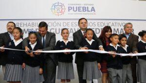 Escuelas primarias en Puebla