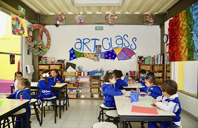 Instituto Educativo Olinca preescolar en coyoacan