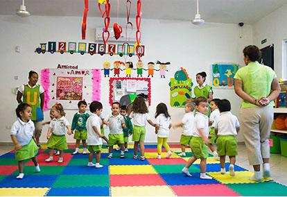 Preescolar Playa del Carmen