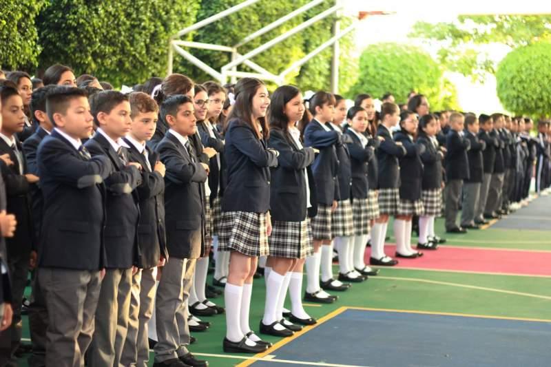 Colegio Cumbres Oaxaca primaria