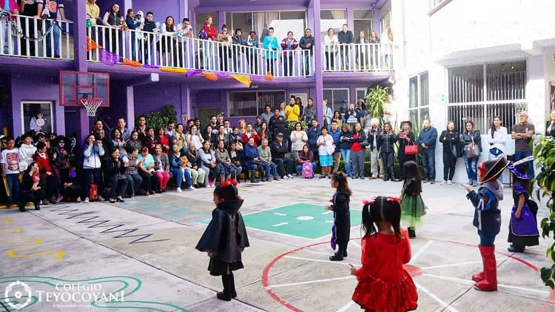 Colegio Teyocoyani escuelas primarias tlalpan