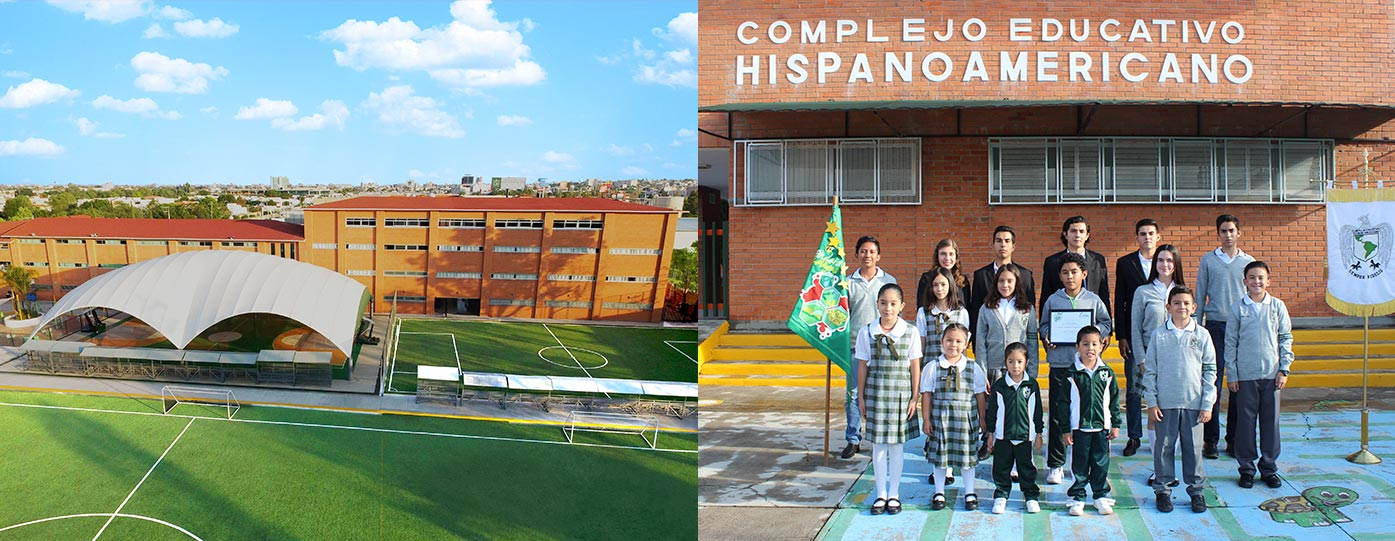 Complejo Educativo Hispanoamericano primarias en leon