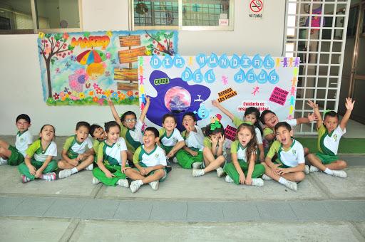 Escuela preescolar en Villahermosa