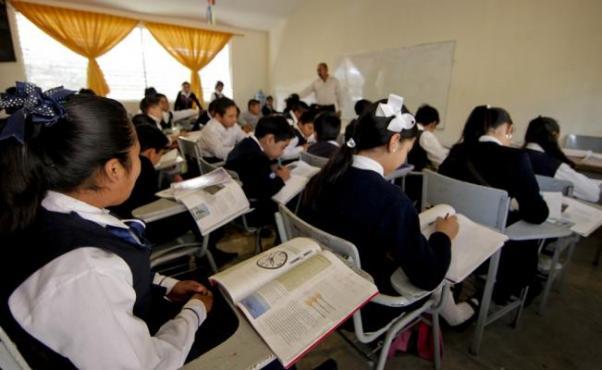Escuelas primarias en la Colonia del Valle