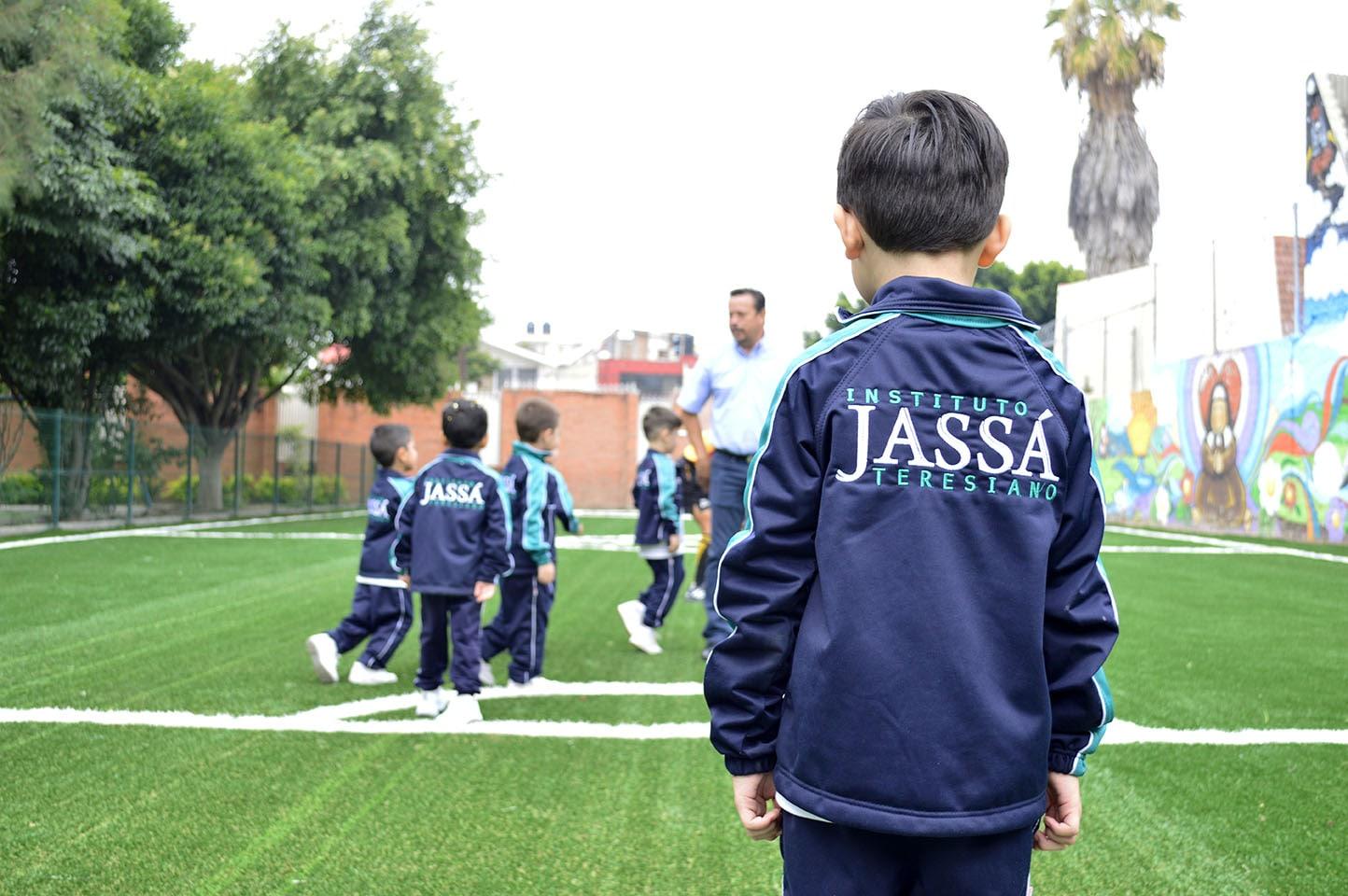 Instituto Jassa Teresiano primarias en leon guanajuato