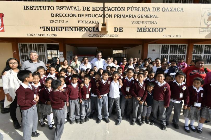 Primarias en Oaxaca