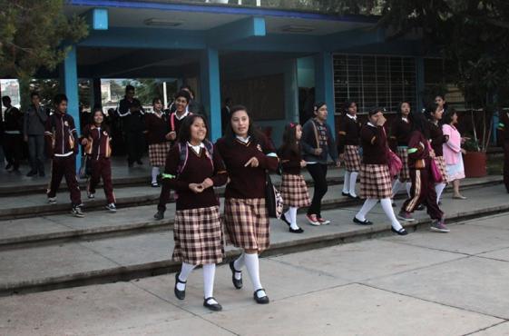 Primarias en Tlalpan
