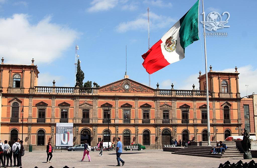 10 mejores universidades en mexico - Universidad Autónoma de San Luis Potosí