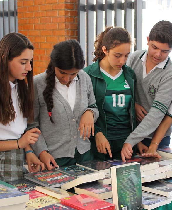 Colegio hispanoamericano bachillerato leon