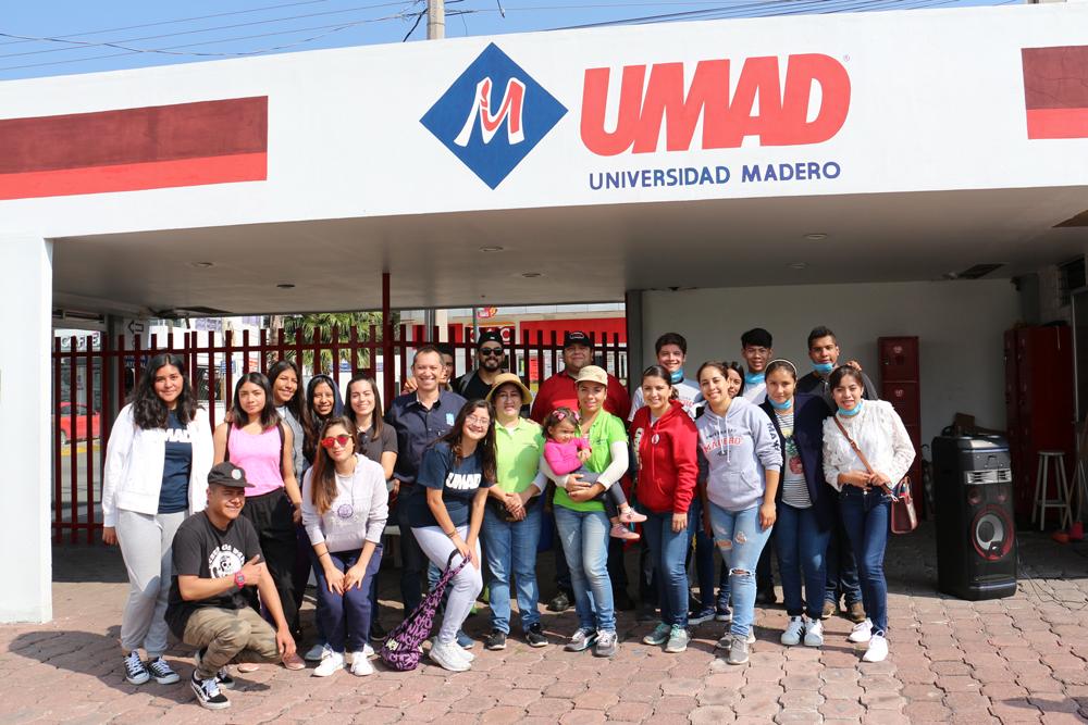 Universidad Madero UMAD