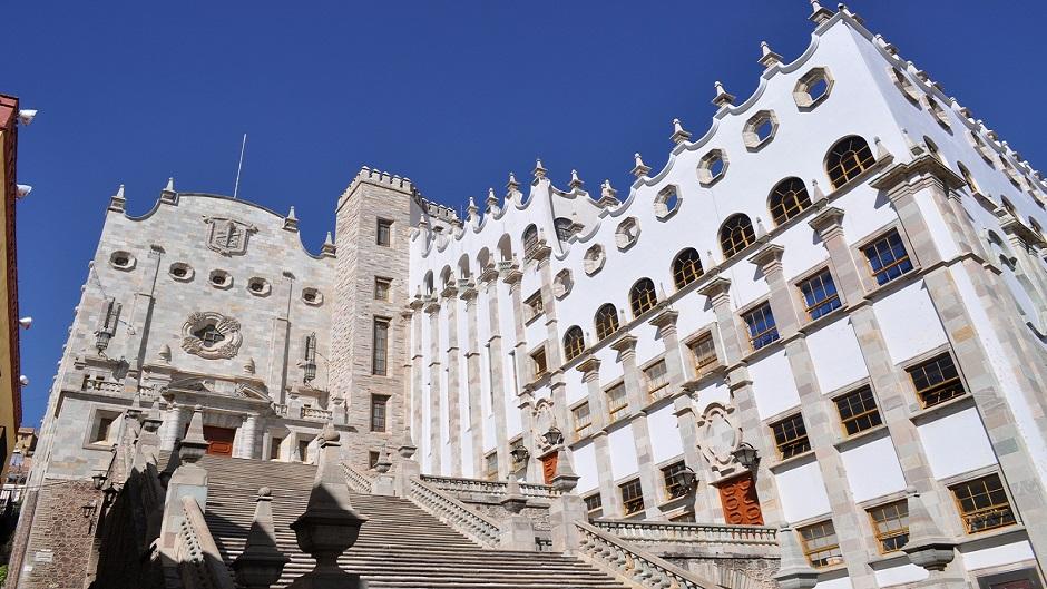 Universidad de Guanajuato - donde estudiar medicina en guanajuato