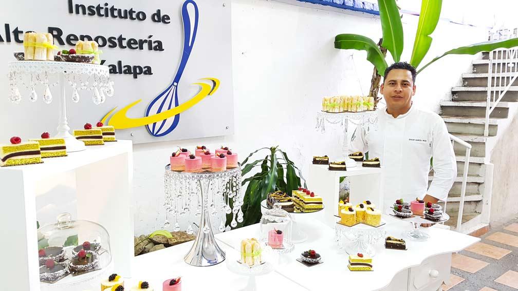 Instituto de alta repostería en Xalapa