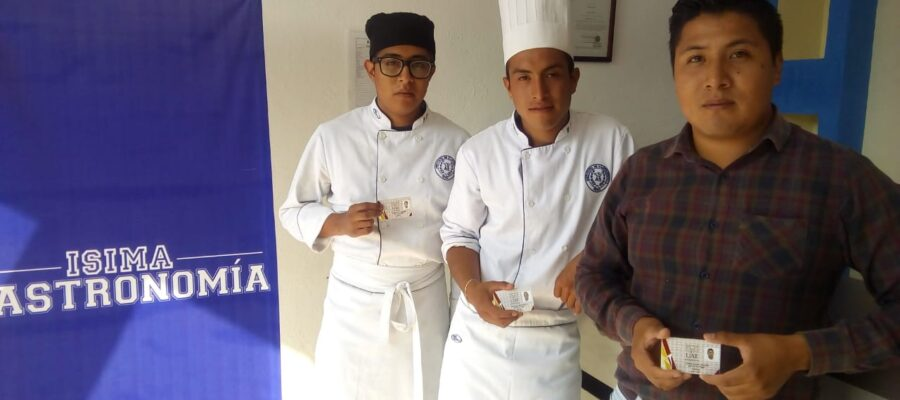 Isima tlaxcala escuela de gastronomia
