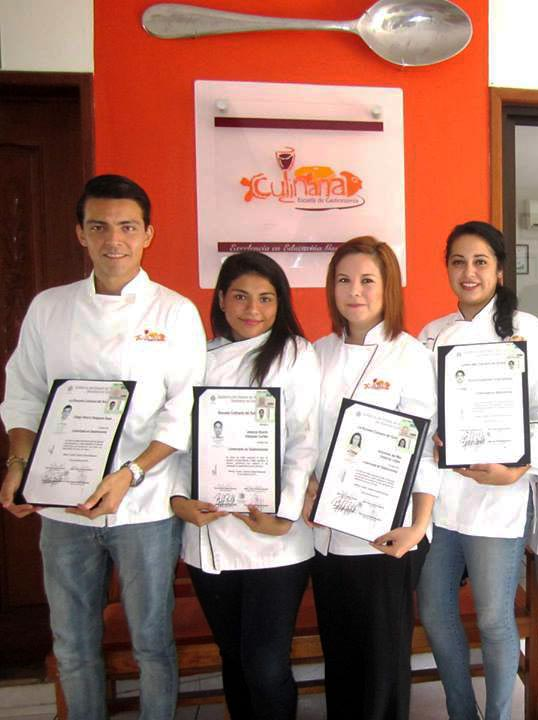 Escuela culinaria del Sureste - gastronomia en merida