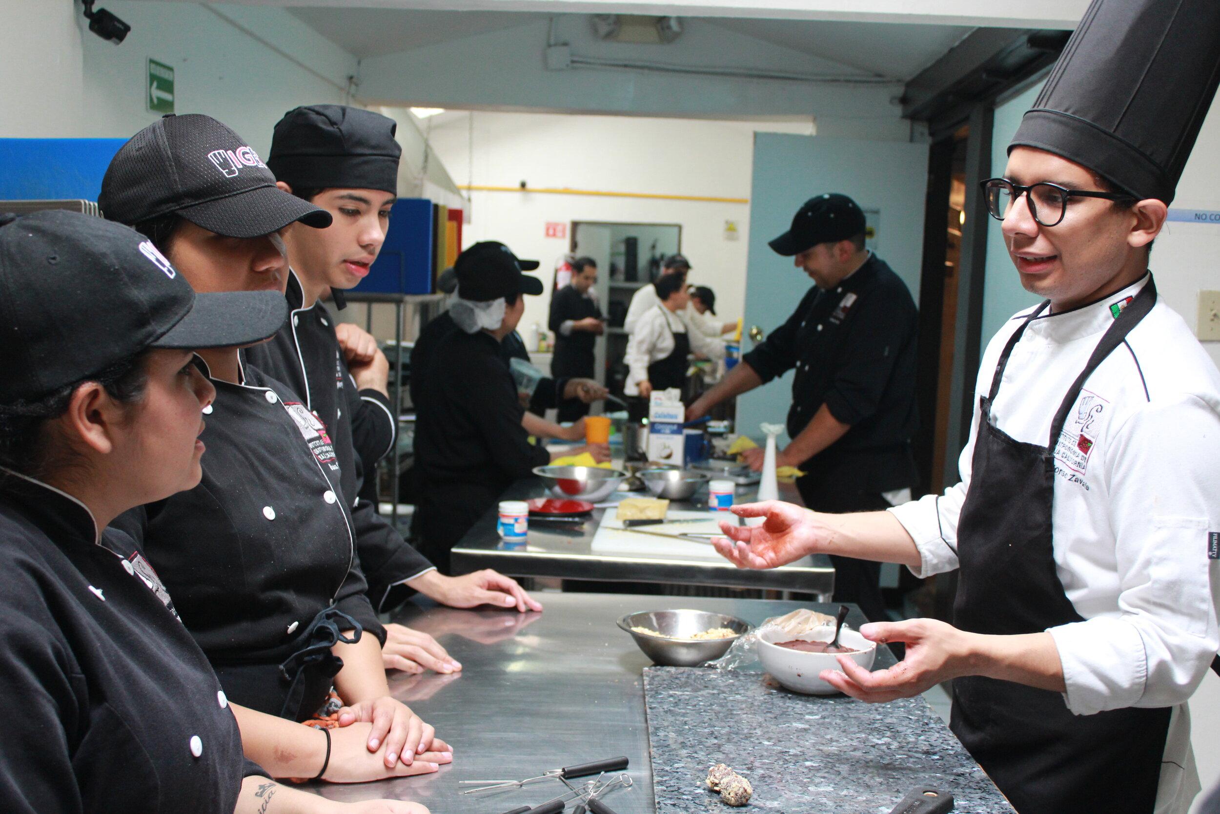 Escuelas de gastronomia en Tijuana