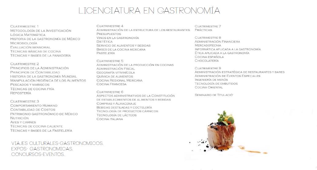 Instituto Culinario de Querétaro . escuelas de gastronomia en queretaro economicas