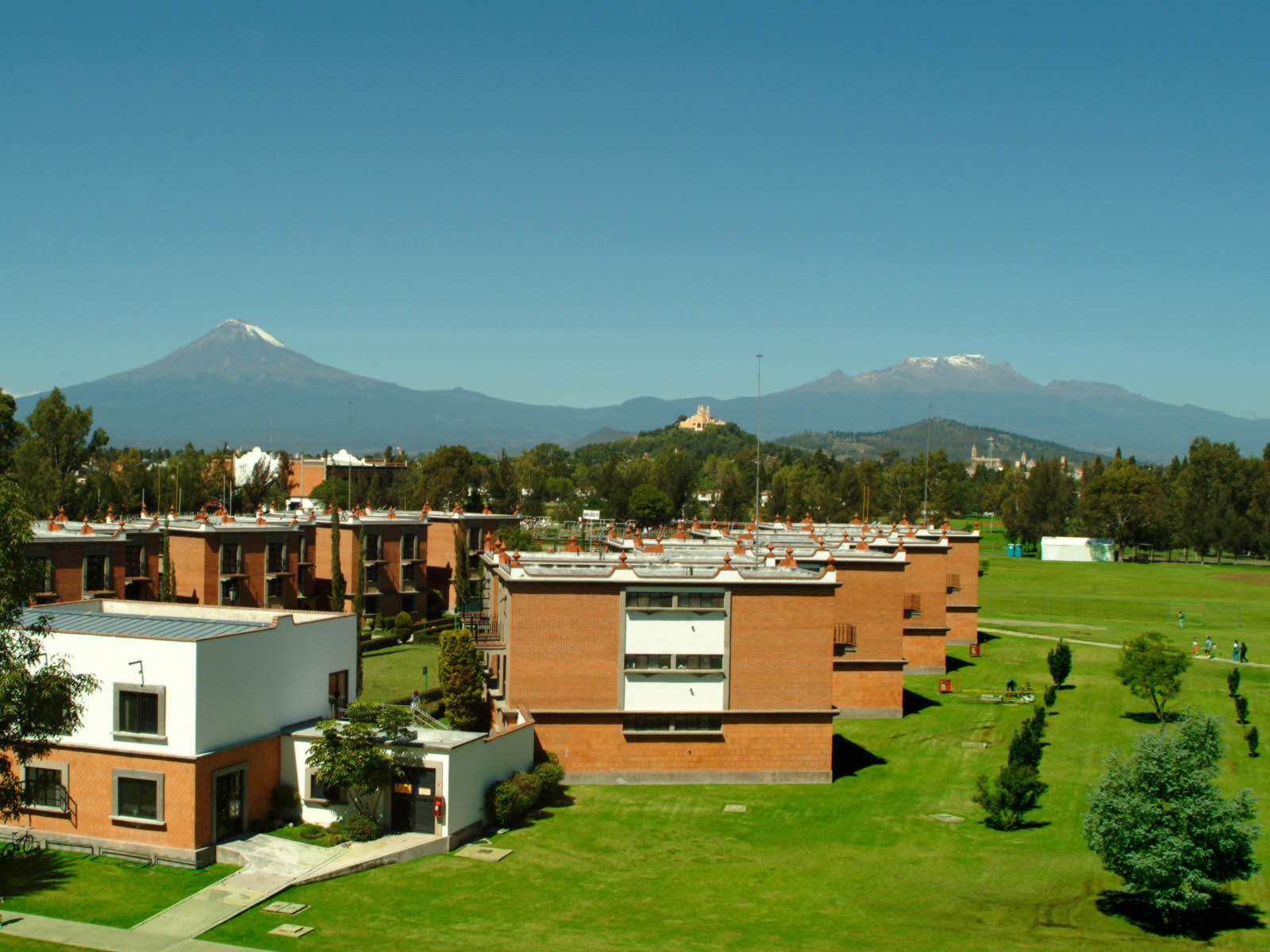 Universidad de las Américas Puebla - donde estudiar medicina en mexico