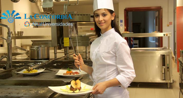 Universidad la Concordia gastronomía Aguascalientes mexico