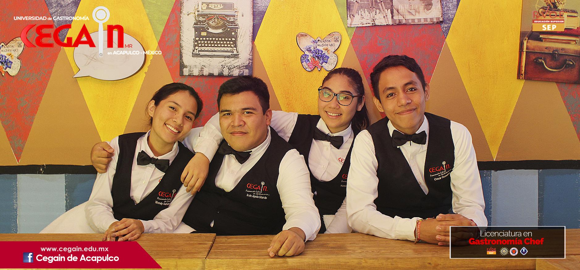escuelas de gastronomia en acapulco
